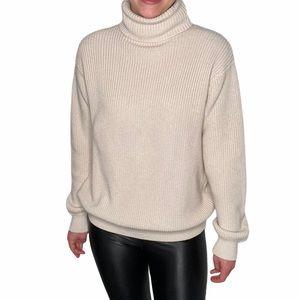 Brandy Melville Turtleneck Sweater Tunic